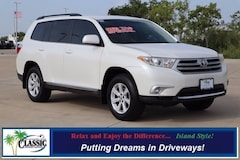 Used 2012 Toyota Highlander Base SUV in Galveston, TX