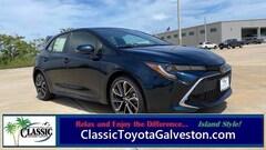 New 2021 Toyota Corolla Hatchback XSE Hatchback near Friendswood, TX