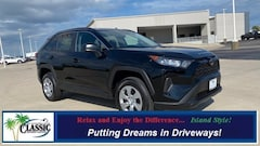 New 2020 Toyota RAV4 LE SUV in Galveston, TX