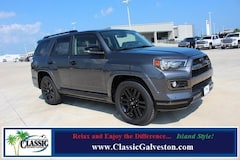 New 2019 Toyota 4Runner Limited Nightshade SUV in Galveston, TX