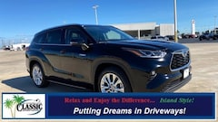 New 2021 Toyota Highlander Hybrid Limited SUV in Galveston, TX