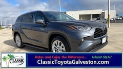 New 2021 Toyota Highlander Hybrid Limited SUV in Galveston, TX