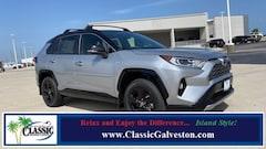 New 2020 Toyota RAV4 Hybrid XSE SUV in Galveston, TX