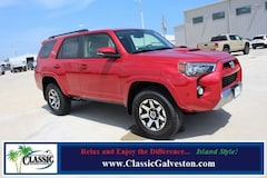 New 2019 Toyota 4Runner TRD Off Road Premium SUV in Galveston, TX