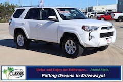 Used 2017 Toyota 4Runner SR5 SUV in Galveston, TX