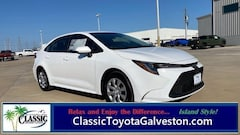 New 2021 Toyota Corolla LE Sedan near League City, TX