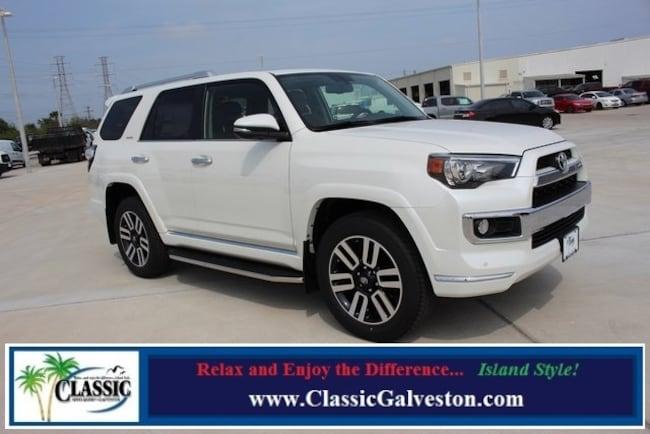 New 2019 Toyota 4Runner Limited SUV in Galveston, TX