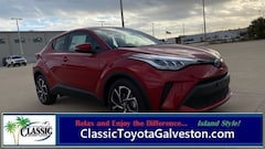 New 2021 Toyota C-HR XLE SUV in Galveston, TX