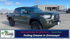 New 2021 Toyota Tacoma SR5 V6 Truck Double Cab in Galveston, TX