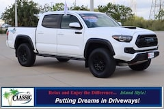 Certified 2019 Toyota Tacoma TRD Pro V6 Truck Double Cab in Galveston, TX