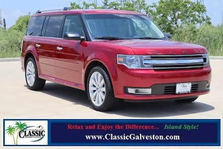 2015 Ford Flex SEL SUV