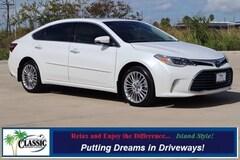 Used 2018 Toyota Avalon Limited Sedan in Galveston, TX