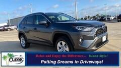 New 2021 Toyota RAV4 Hybrid XLE SUV in Galveston, TX