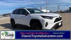 New 2021 Toyota RAV4 LE SUV in Galveston, TX
