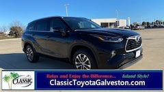 New 2021 Toyota Highlander XLE SUV in Galveston, TX