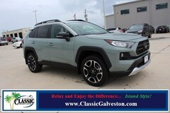 New 2019 Toyota RAV4 Adventure SUV in Galveston, TX