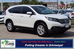 Used 2014 Honda CR-V EX-L SUV in Galveston, TX