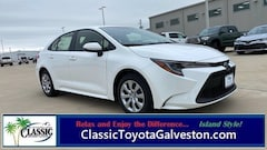 New 2021 Toyota Corolla LE Sedan in Galveston, TX