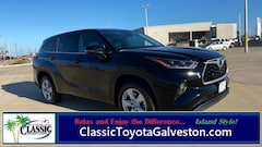 New 2021 Toyota Highlander LE SUV in Galveston, TX