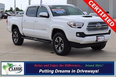 Used 2017 Toyota Tacoma TRD Sport V6 Truck Double Cab in Galveston, TX