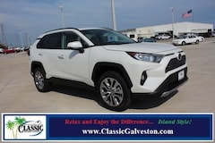 New 2019 Toyota RAV4 Limited SUV in Galveston, TX