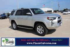 New 2019 Toyota 4Runner SR5 SUV in Galveston, TX