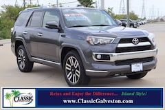 Used 2016 Toyota 4Runner Limited SUV in Galveston, TX