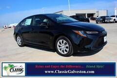 New 2020 Toyota Corolla LE Sedan in Galveston, TX