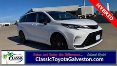 New 2021 Toyota Sienna XSE 7 Passenger Van in Galveston, TX