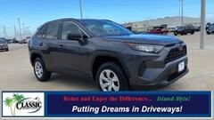 New 2020 Toyota RAV4 LE SUV in Galveston, TX