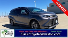 New 2021 Toyota Sienna LE 8 Passenger Van in Galveston, TX