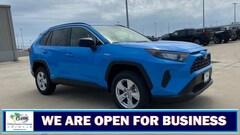 New 2020 Toyota RAV4 Hybrid LE SUV in Galveston, TX