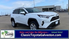 New 2021 Toyota RAV4 XLE SUV in Galveston, TX