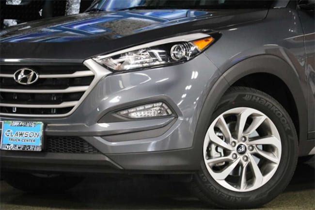 Used 2018 Hyundai Tucson For Sale at Clawson Truck Center   VIN