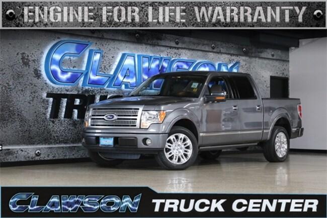 2010 Ford F-150 Platinum Truck SuperCrew Cab