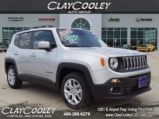 New 2018 Jeep Renegade LATITUDE FWD Sport Utility Irving, TX
