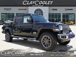 New 2020 Jeep Gladiator OVERLAND 4X4 Crew Cab Irving, TX
