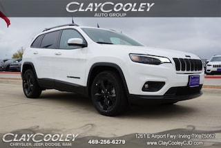 New 2020 Jeep Cherokee ALTITUDE FWD Sport Utility Irving, TX
