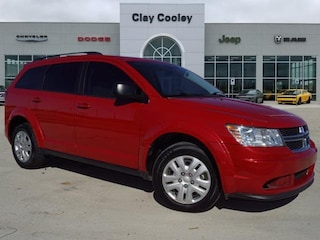 Used 2017 Dodge Journey SE SUV Irving, TX