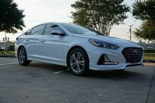 Used 2018 Hyundai Sonata SEL Sedan Irving, TX