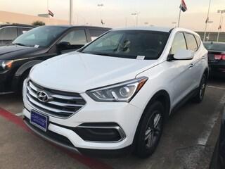 Used 2018 Hyundai Santa Fe Sport 2.4L SUV Irving, TX