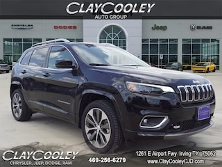 New 2019 Jeep Cherokee OVERLAND FWD Sport Utility Irving, TX