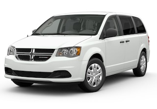 New 2019 Dodge Grand Caravan SE Passenger Van Irving, TX