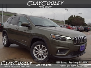 New 2019 Jeep Cherokee LATITUDE FWD Sport Utility Irving, TX