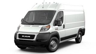 New 2019 Ram ProMaster 1500 CARGO VAN HIGH ROOF 136 WB Cargo Van Irving, TX