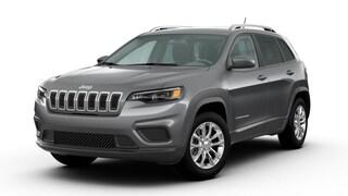 New 2020 Jeep Cherokee LATITUDE FWD Sport Utility Irving, TX
