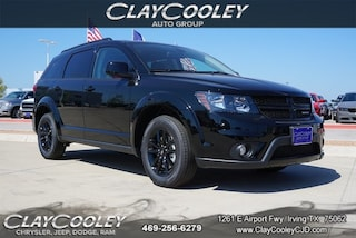 New 2019 Dodge Journey SE Sport Utility Irving, TX