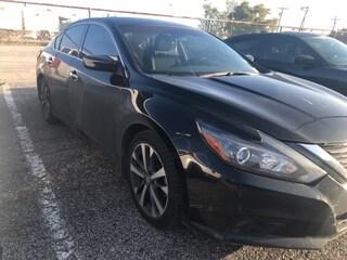 Used 2016 Nissan Altima 2.5 SR Sedan Irving, TX