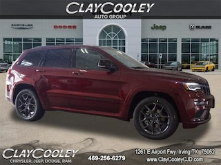 New 2019 Jeep Grand Cherokee LIMITED X 4X2 Sport Utility Irving, TX