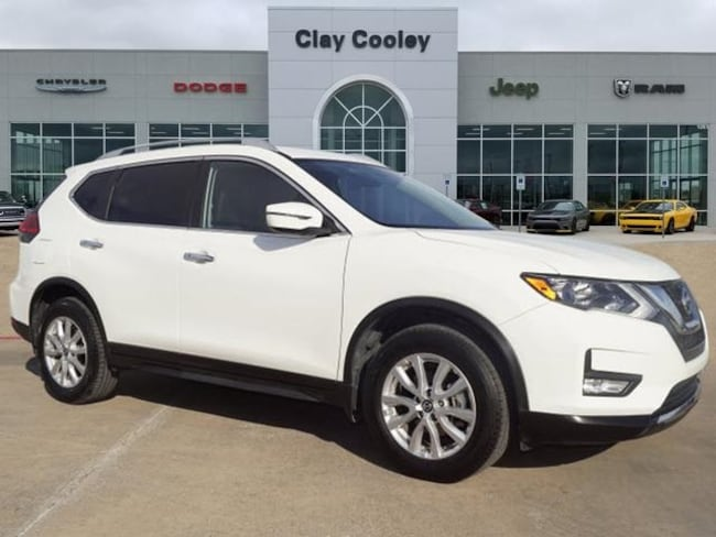 Used 2017 Nissan Rogue SV SUV Irving TX